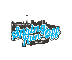 Under Armour Spring Run Off Logo