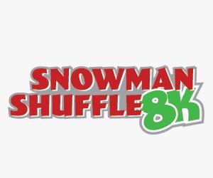 Snowman Shuffle 8k