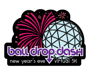 NYE Ball Drop Dash 5k