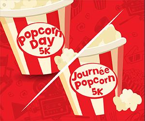 Popcorn Day 5k | Journée Popcorn 5k