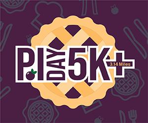 Pi Day 5k+