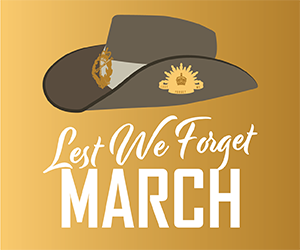 Lest We Forget March 5k