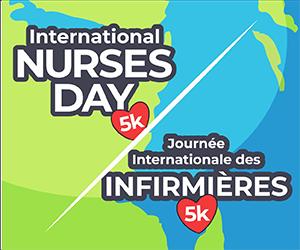 International Nurses Day 5k   Journée internationale des infirmières 5K