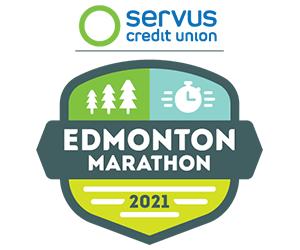 2021 Virtual Servus Edmonton Marathon