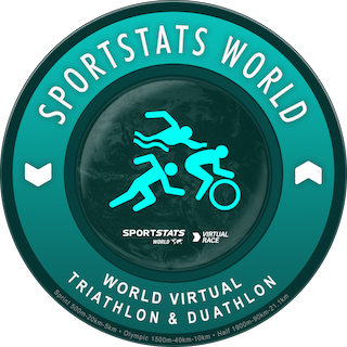 Sportstats Virtual Triathlon